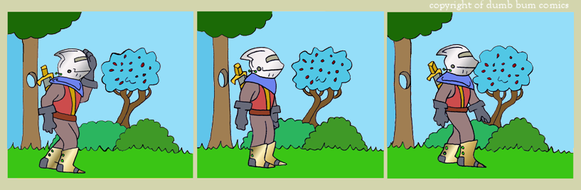 knightwalk comic 10