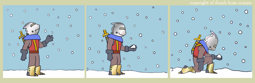 knightwalk comic 101