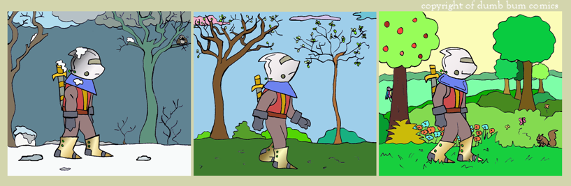 knightwalk comic 105