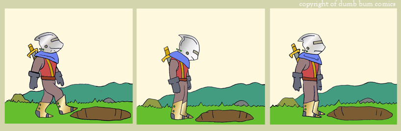 knightwalk comic 108
