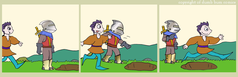 knightwalk comic 109