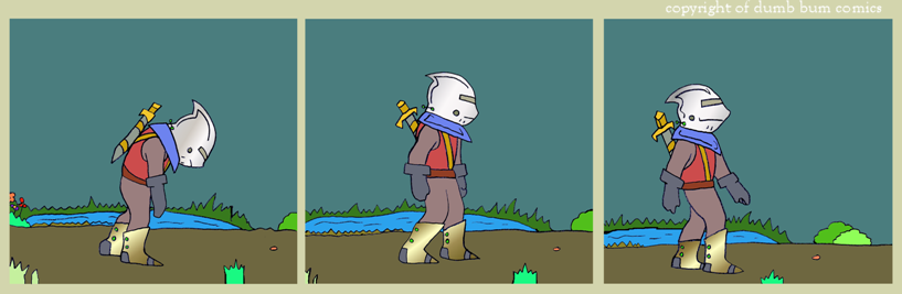 knightwalk comic 116