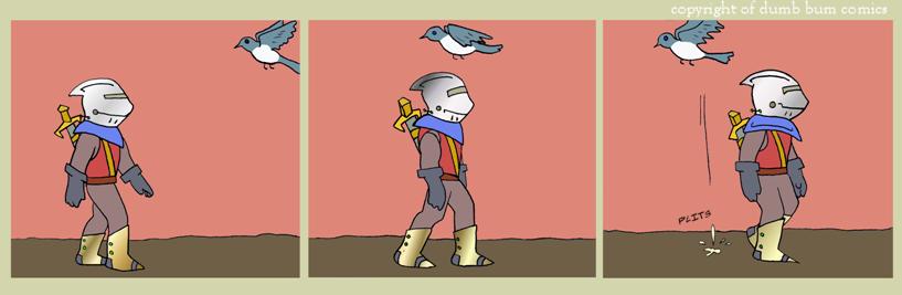 knightwalk comic 118