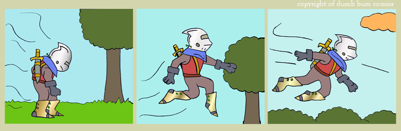 knightwalk comic 12