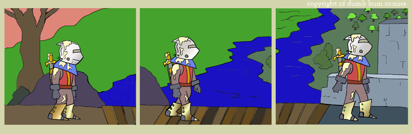knightwalk comic 120
