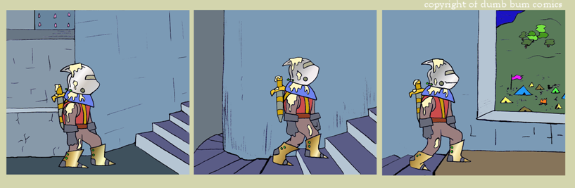 knightwalk comic 121