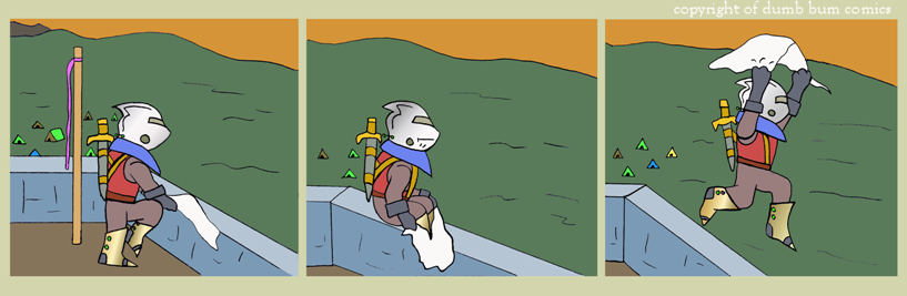 knightwalk comic 124