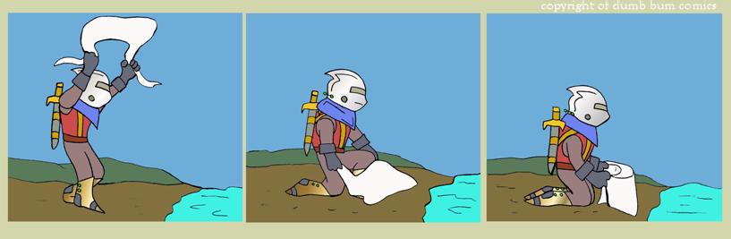 knightwalk comic 126