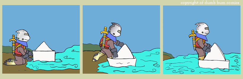 knightwalk comic 127
