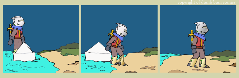 knightwalk comic 128