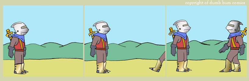 knightwalk comic 130