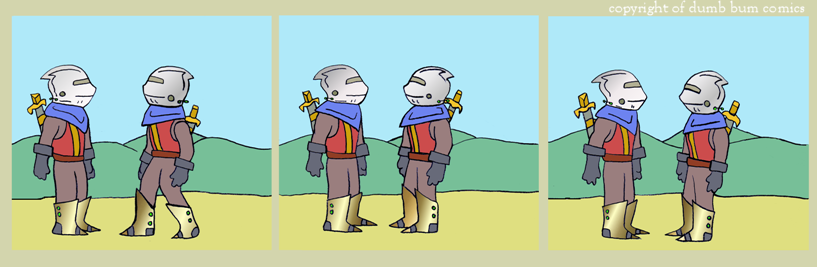 knightwalk comic 131