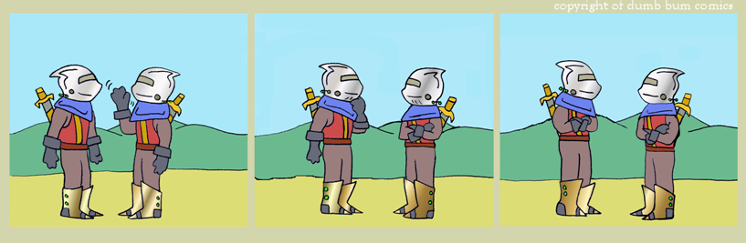 knightwalk comic 133
