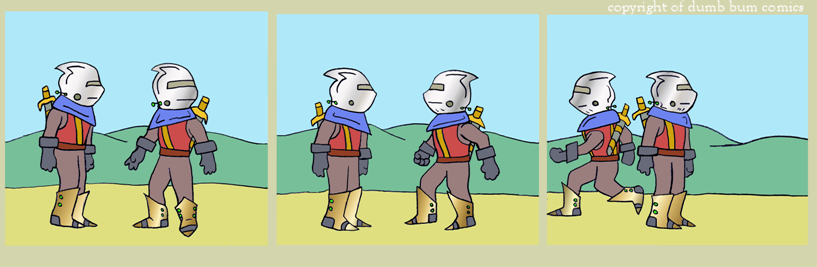 knightwalk comic 135