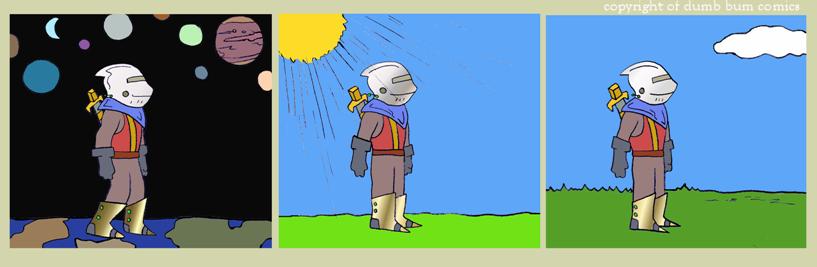 knightwalk comic 139