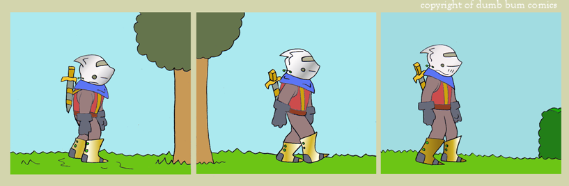 knightwalk comic 14