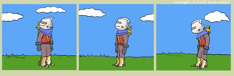 knightwalk comic 140