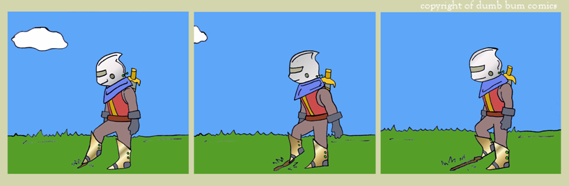 knightwalk comic 141