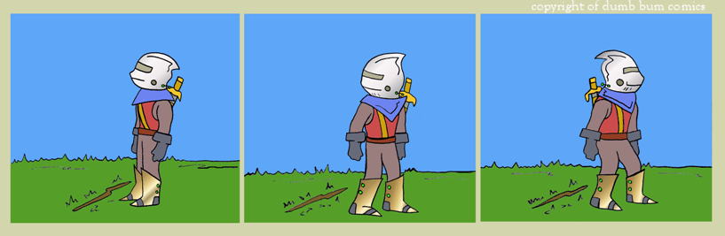knightwalk comic 142