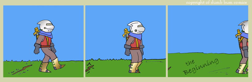 knightwalk comic 143