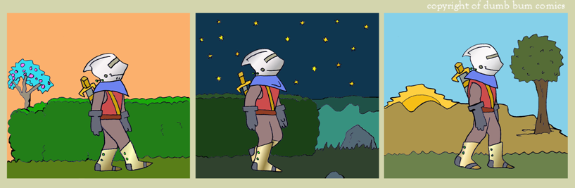 knightwalk comic 15