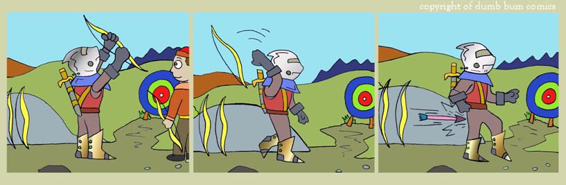 knightwalk comic 18