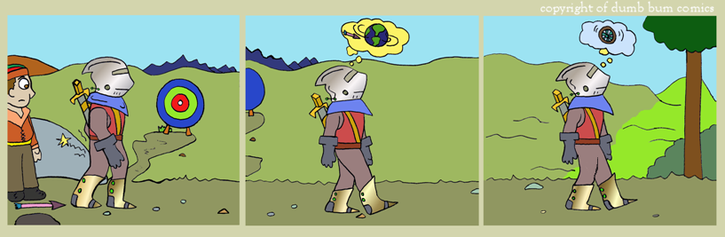 knightwalk comic 19