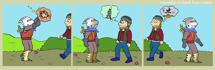 knightwalk comic 21