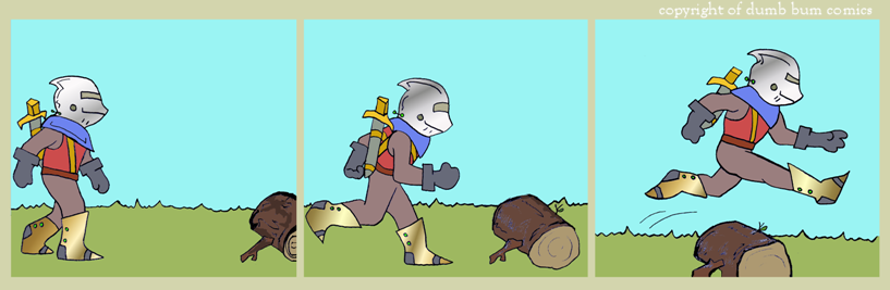 knightwalk comic 22