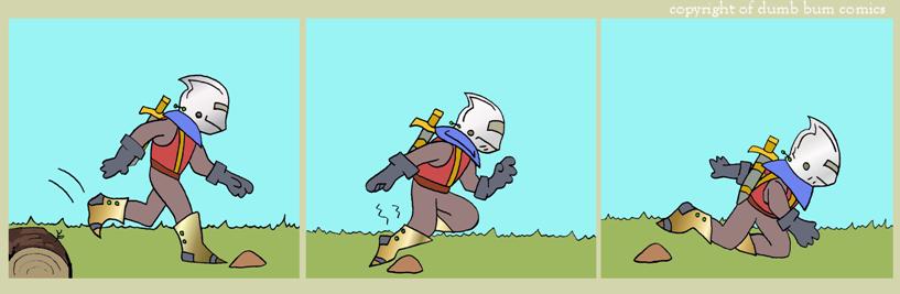 knightwalk comic 23