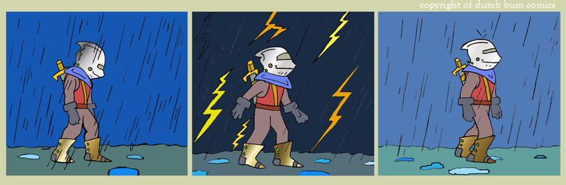 knightwalk comic 27
