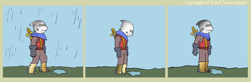knightwalk comic 28