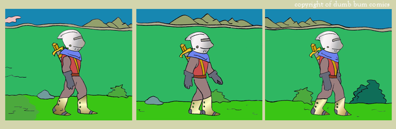 knightwalk comic 3