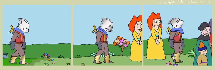 knightwalk comic 32