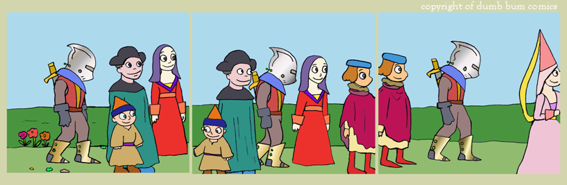 knightwalk comic 33