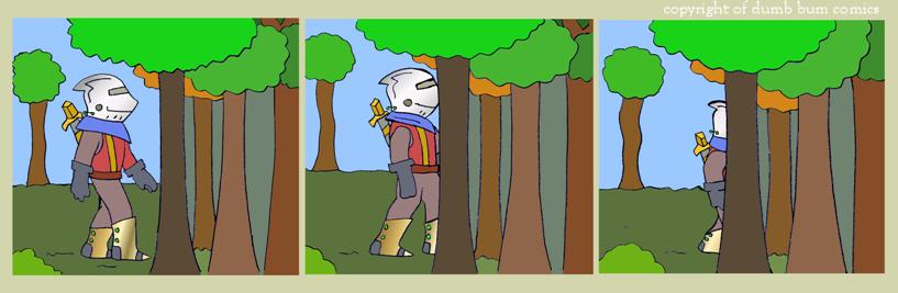 knightwalk comic 36