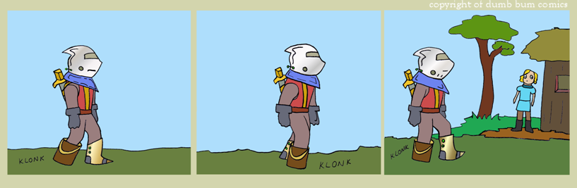 knightwalk comic 44