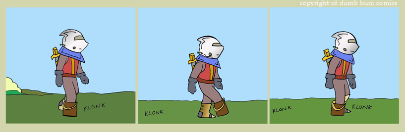 knightwalk comic 46