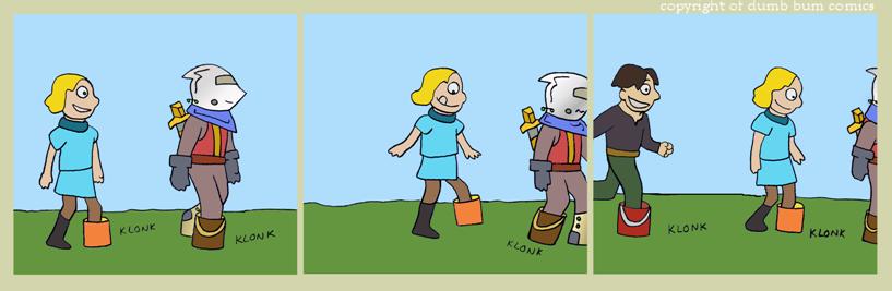 knightwalk comic 47