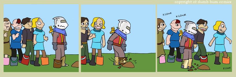 knightwalk comic 48