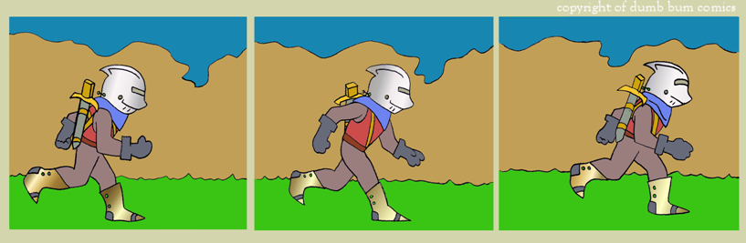 knightwalk comic 5