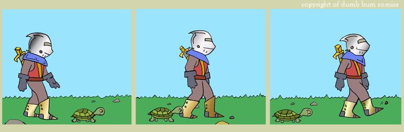 knightwalk comic 50