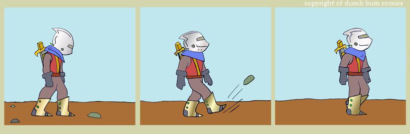knightwalk comic 51