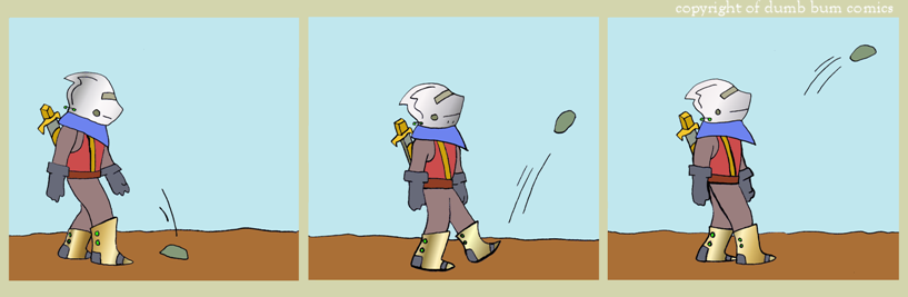 knightwalk comic 52