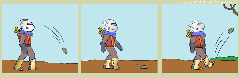 knightwalk comic 53