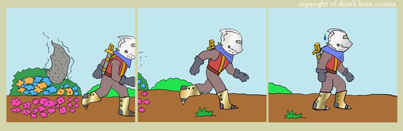 knightwalk comic 58