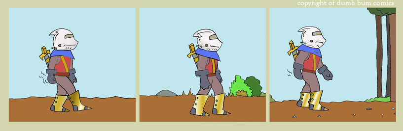 knightwalk comic 59