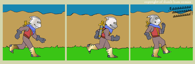 knightwalk comic 6