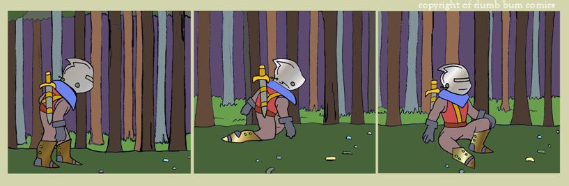 knightwalk comic 60