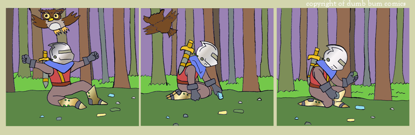 knightwalk comic 64